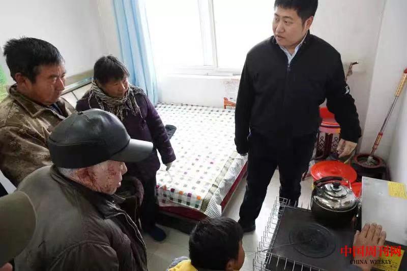 中国农业大学周宇光老师现场指导使用事项
